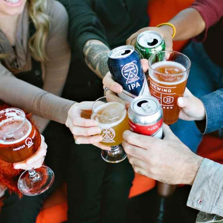 Birmingham, TrimTab Brewing Company, seasonal beer, beer, breweries