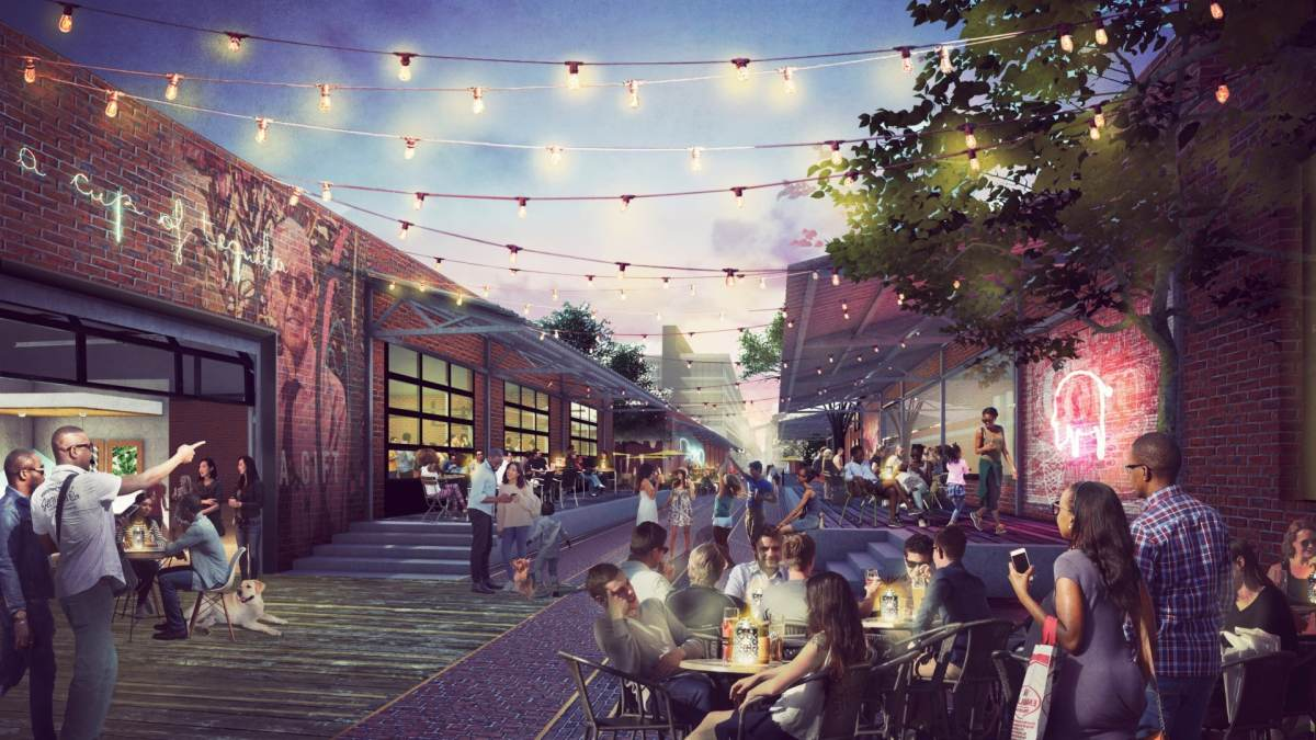"""""""A pivotal moment for the city of Birmingham."""" Something BIG is coming to Parkside"""