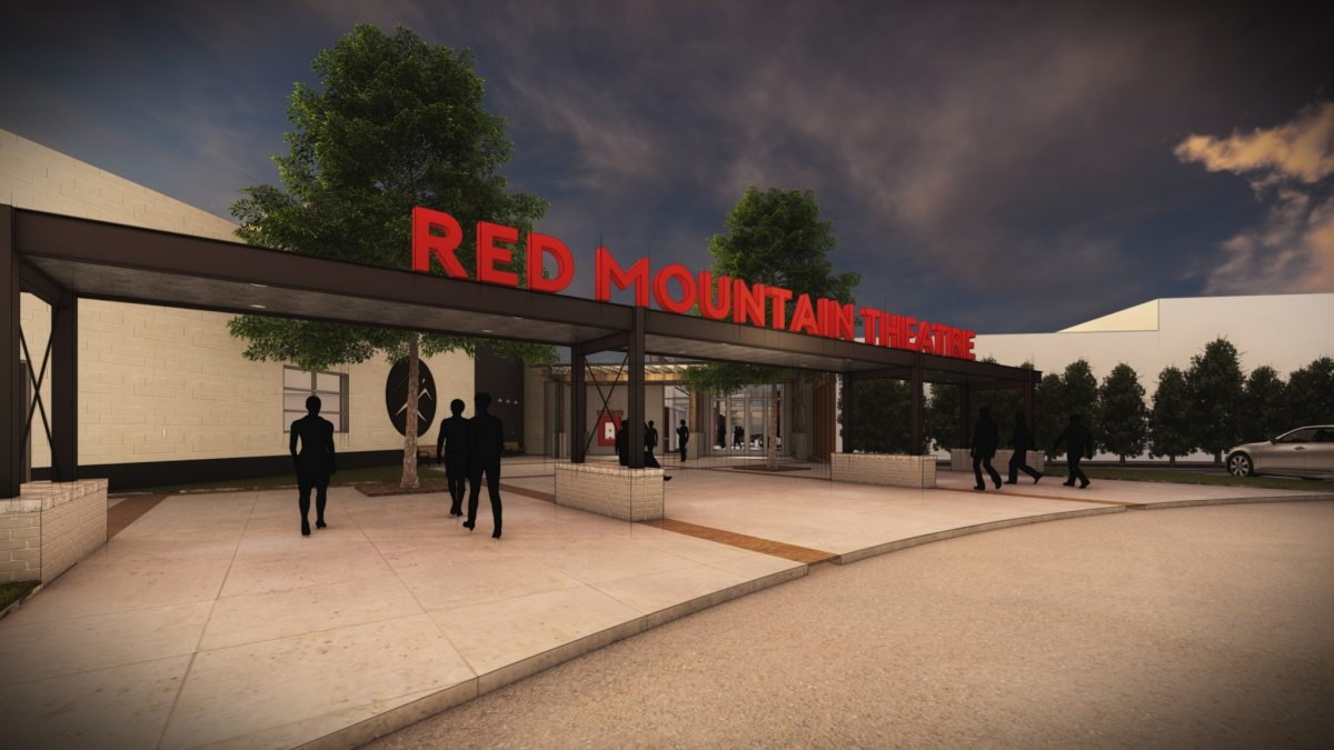 Construction starts Dec. 11th on Red Mountain Theatre Company's new home! 3 reasons to get excited.