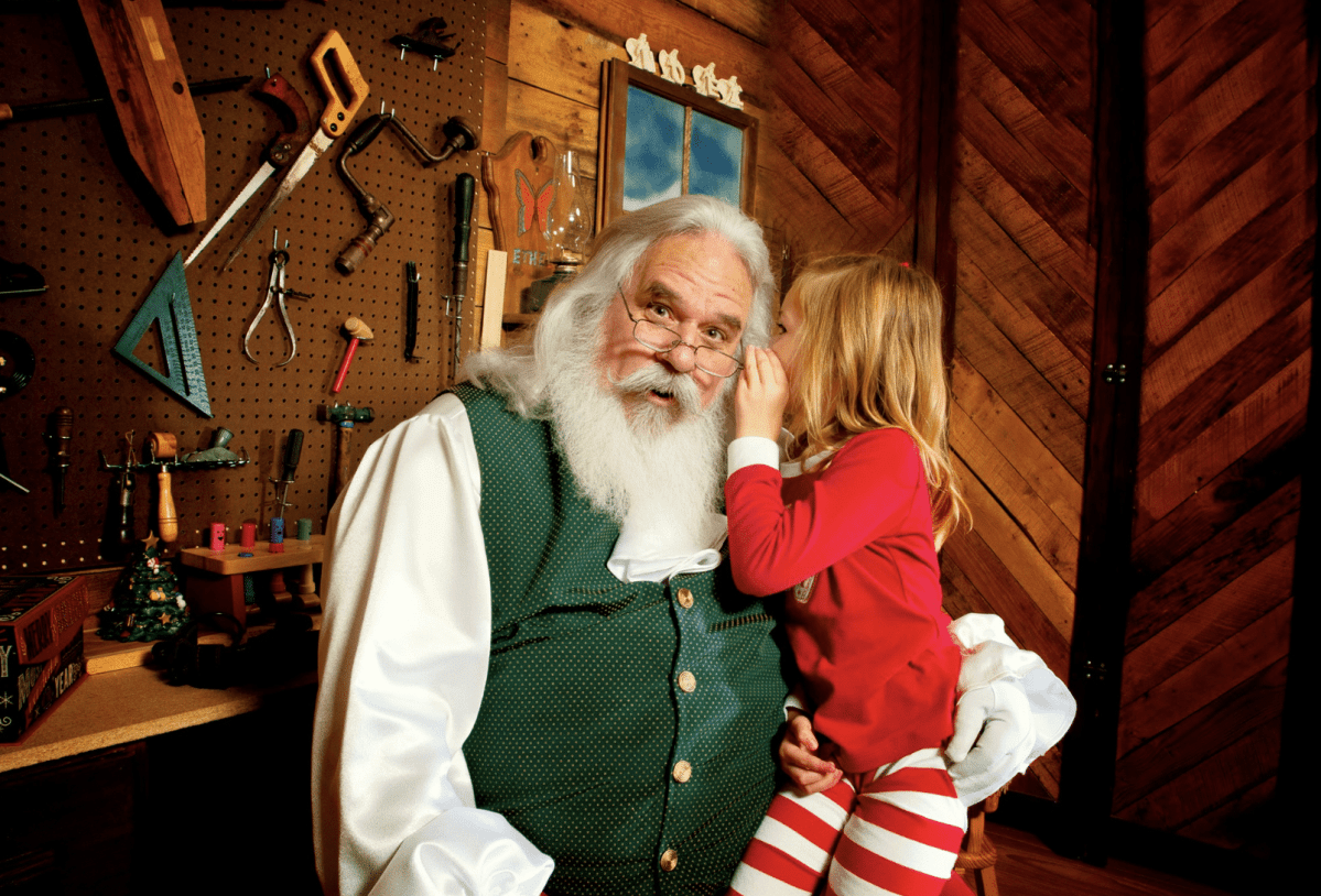 Ho! Ho! Ho! 8 places to find Santa in the Birmingham area