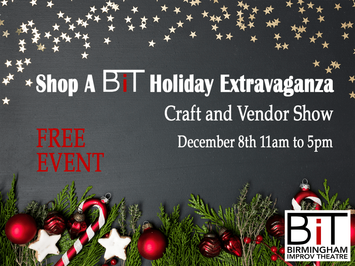 Shop A BIT Holiday Extravaganza