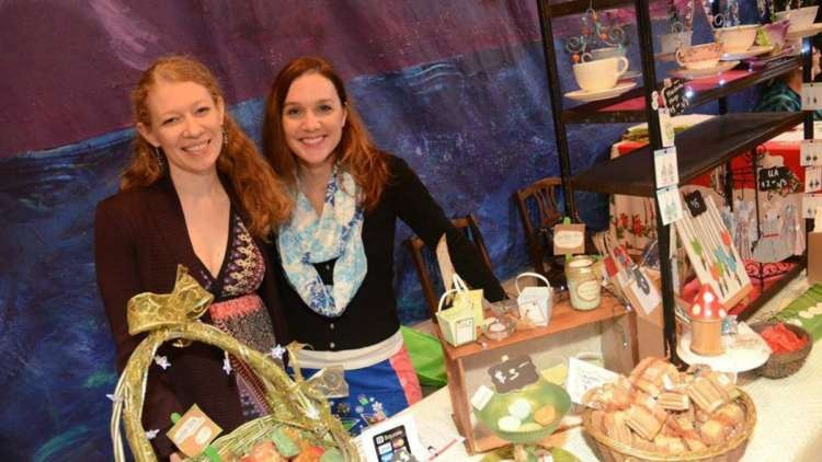 Alabama Waldorf's Holiday Faire is a great place to buy local art in Birmingham