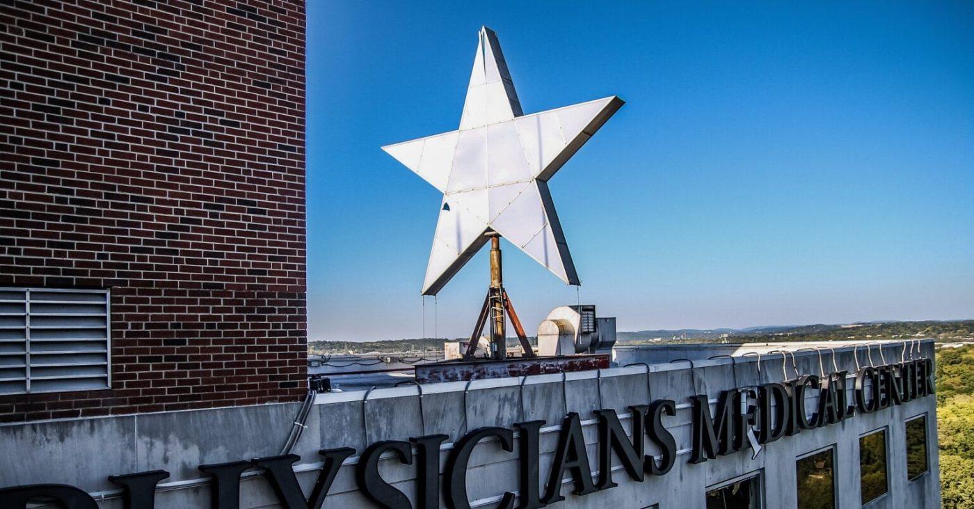 Carraway Hospital star