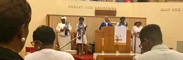 St. John A.M.E. Church