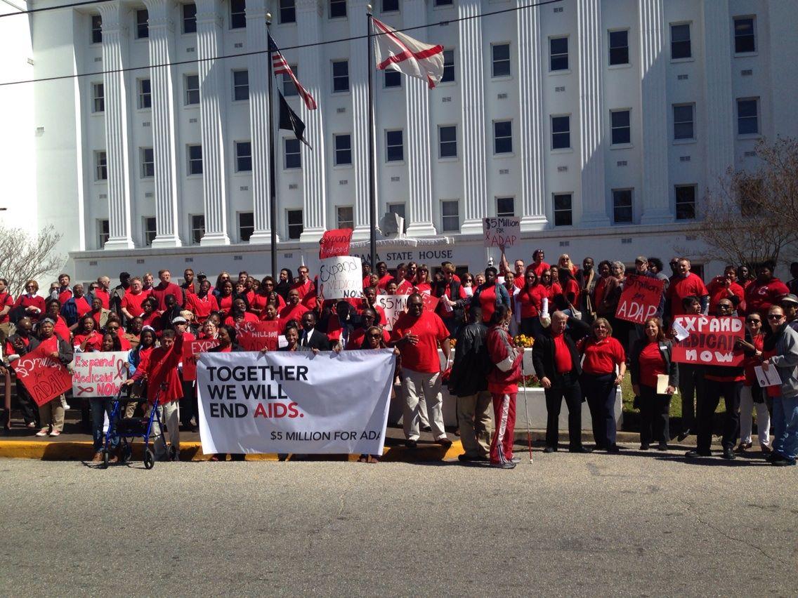AIDS Alabama works to end AIDS