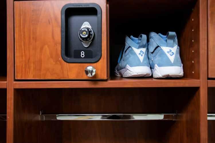 Ramsay lockers
