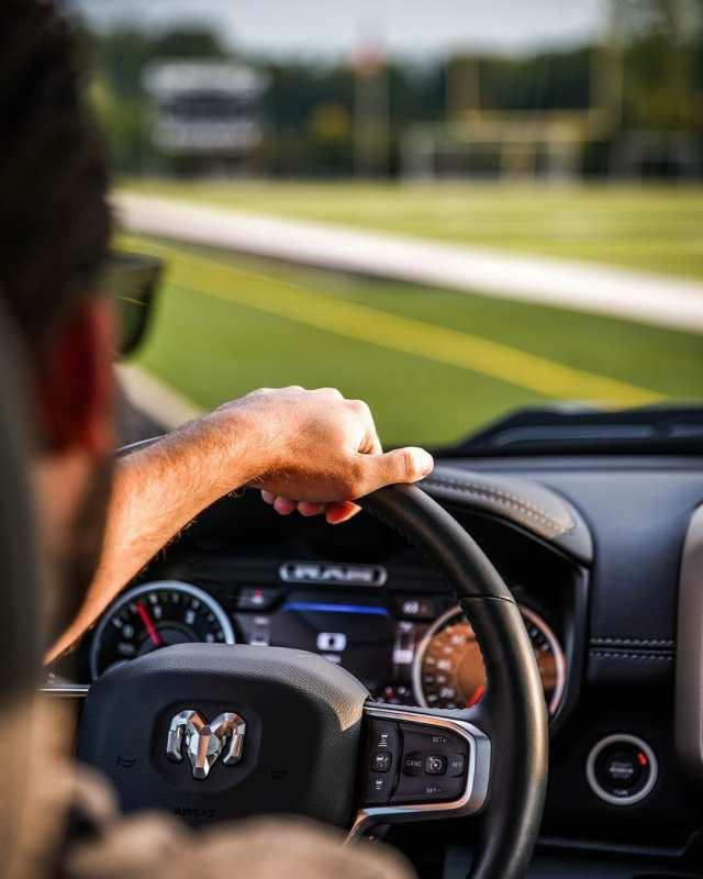 Birmingham, Driver's Way, cars, trucks, Dodge Ram, Ram