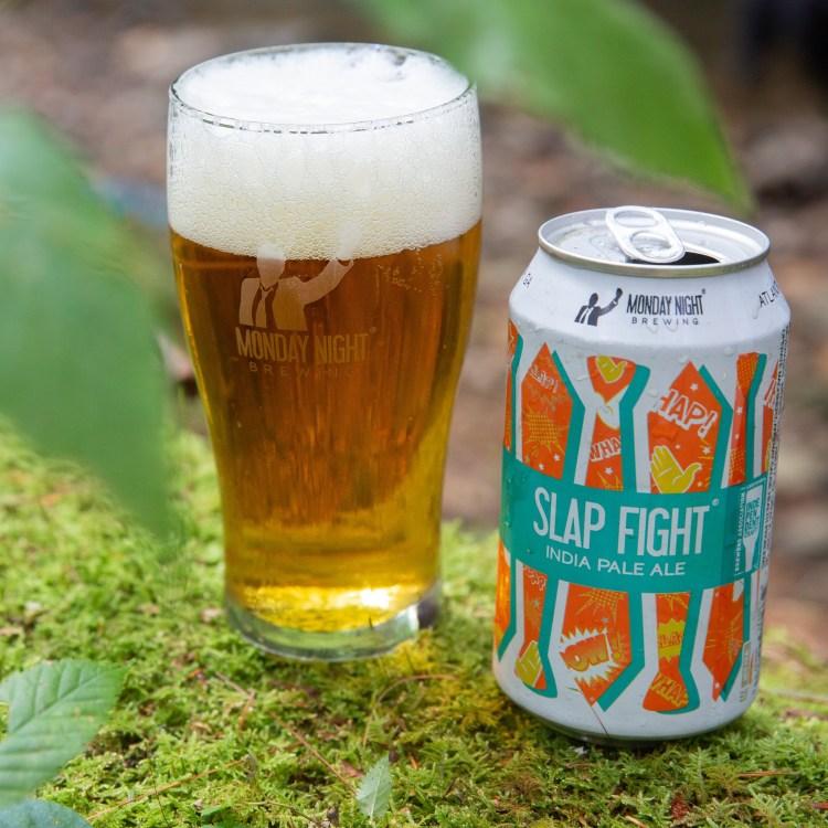 Monday Night Brewing Slap Fight IPA