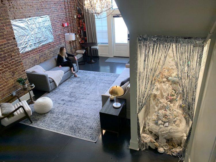 Birmingham visual-arts group VINEGAR new space
