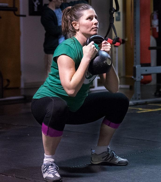 Agoge fitness class