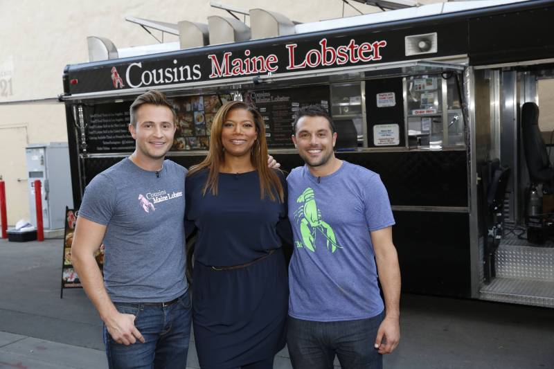 Cousins Maine Lobster with Queen Latifah