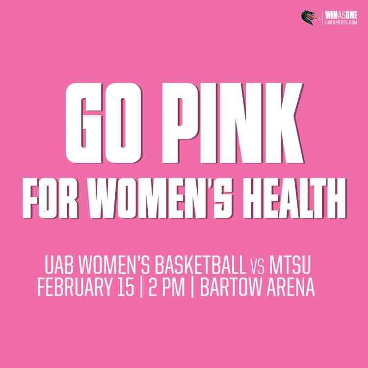 UAB Pink Game