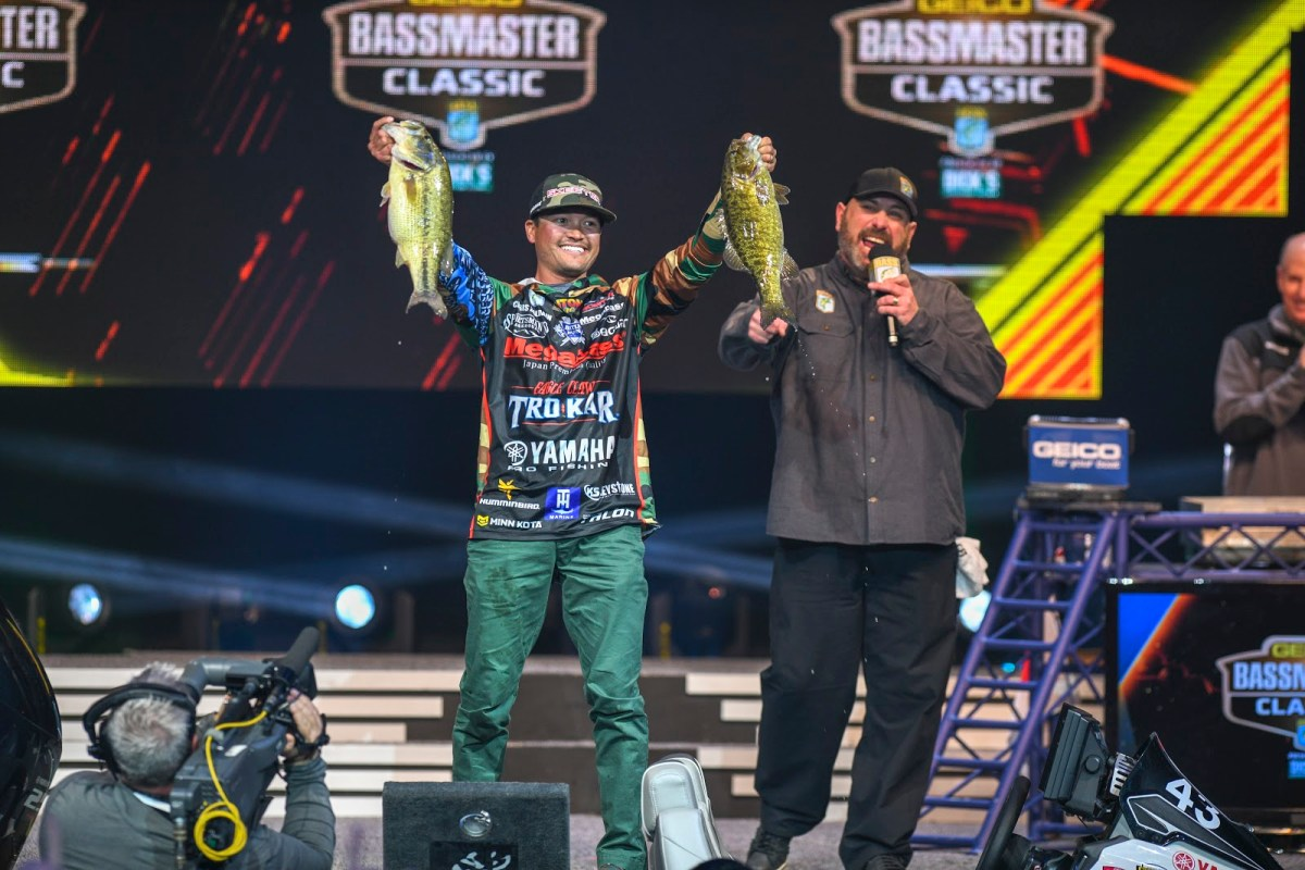 Bassmaster Classic returns to Birmingham for 50th anniversary March 5-8. Free admission.