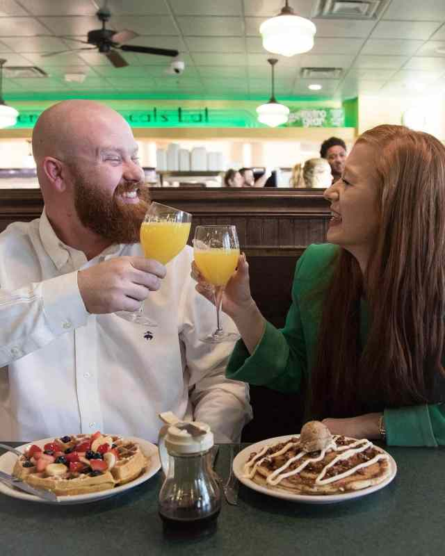 Birmingham, Metro Diner, Valentine's Day, Valentine's meals, food