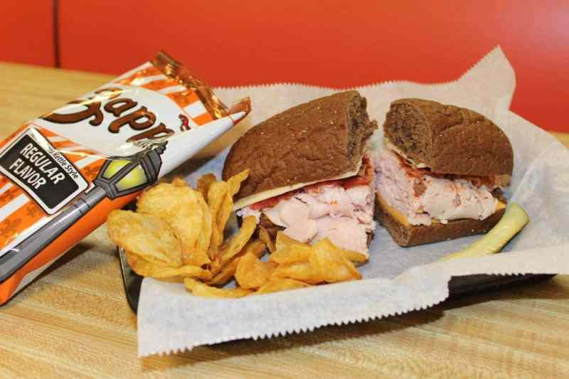 Birmingham, Mr. P's Butcher Shop and Deli, sandwiches, turkey sandwiches