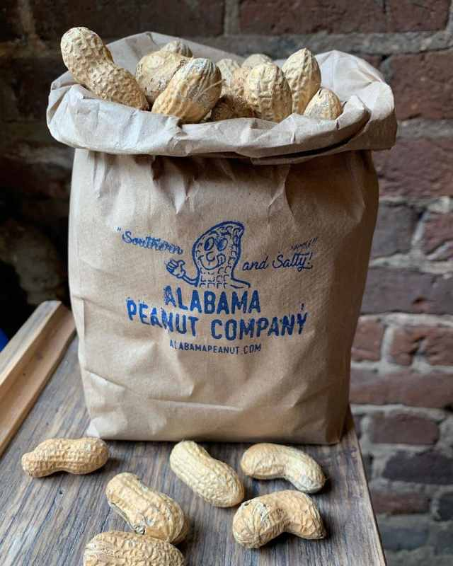 Birmingham, Alabama Peanut Company, peanuts, Valentine's Day, Valentine's gifts