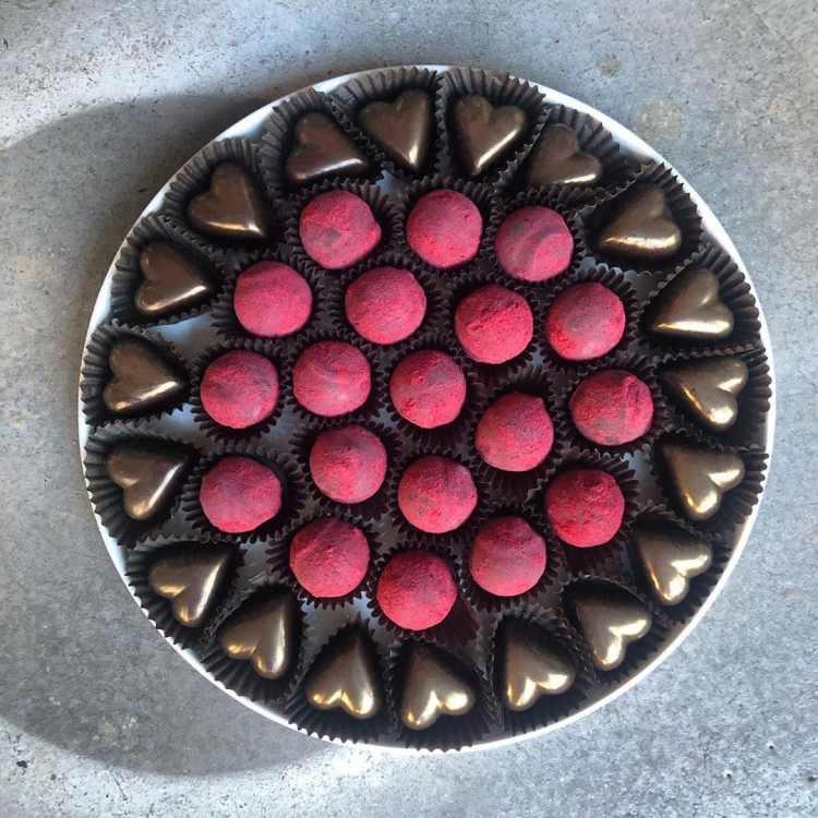 Birmingham, Chocolata, chocolate, sweets, treats, Valentine's Day, Valentine's gifts