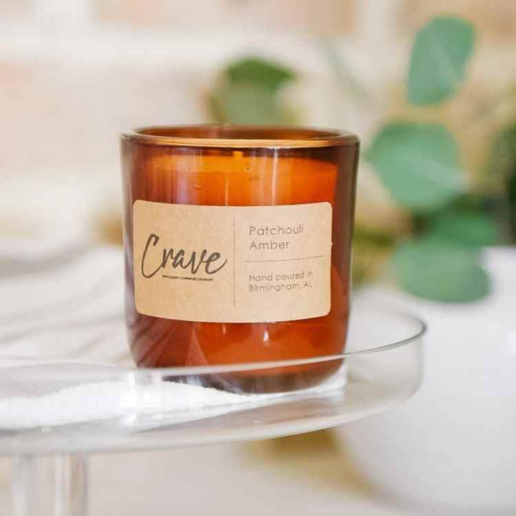 Birmingham, Crave Candles Co, Valentine's Day, Valentine's gifts