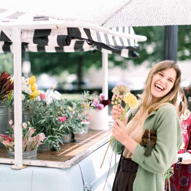 Birmingham, Wild Honey Flower Truck, flowers, Valentine's Day, Valentine's gifts