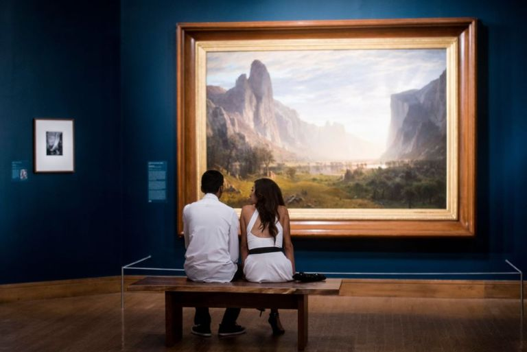birmingham museum of art couple