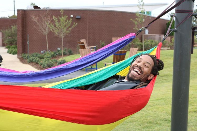 corey pettaway at one pratt park hammocks