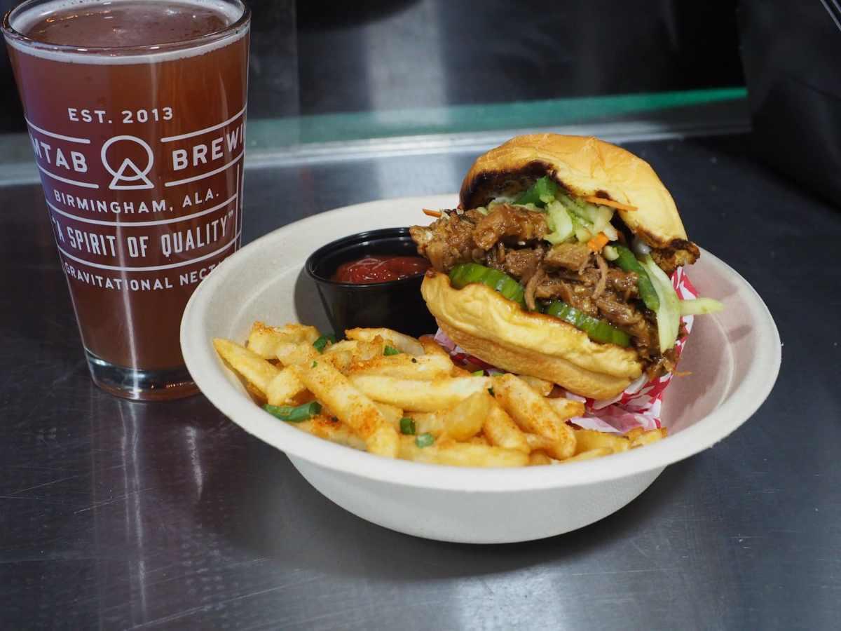 9 fun food trucks winning the Birmingham culinary scene