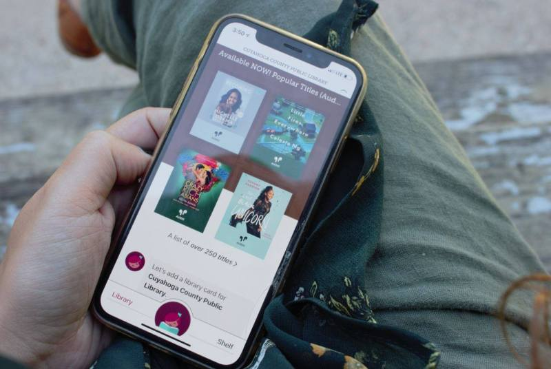 Birmingham, libraries, public libraries, Libby app, OverDrive app