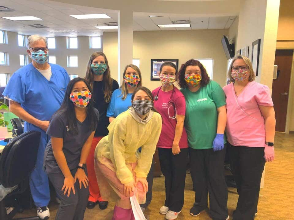 3 ways Birmingham is providing facemasks to healthcare workers—how you can too