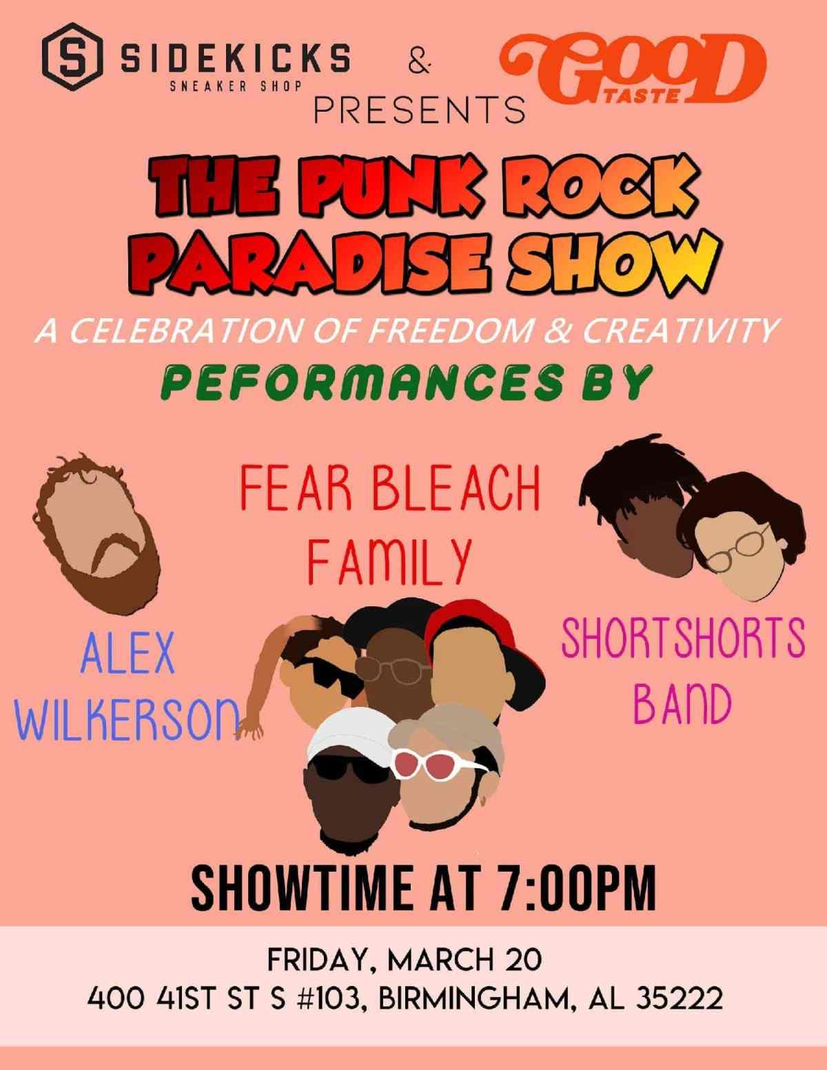 Punk Paradise Show