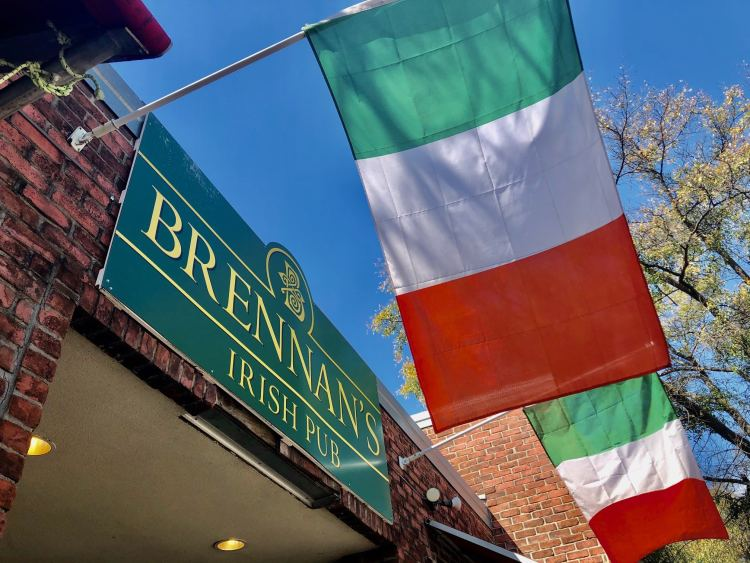 Brennan's Irish Pub was one of the local spots that closed in 2020