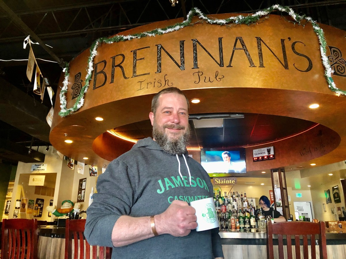 Brennan's at Five Points South named best Irish Pub in Alabama