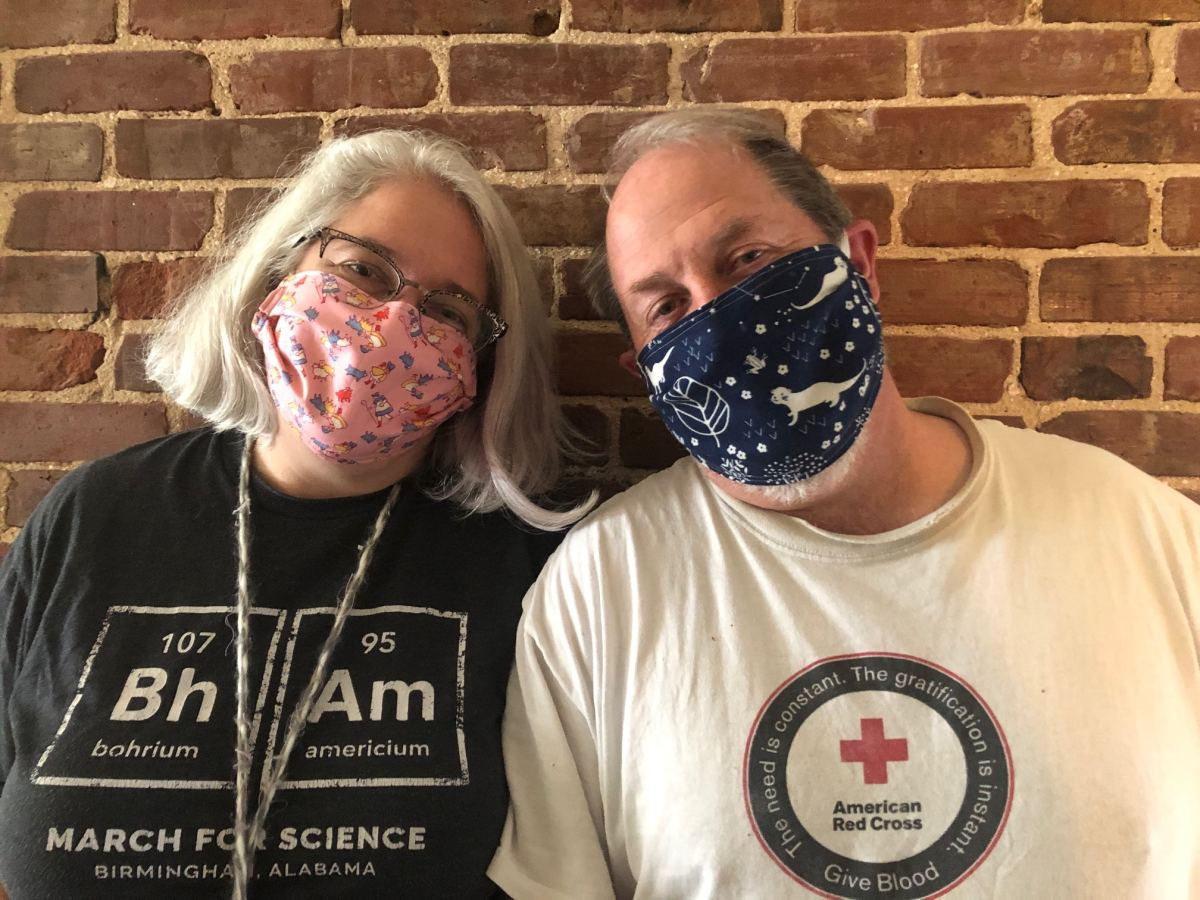 Birmingham mobilizes to sew handmade masks for healthcare heroes (see 29 photos)