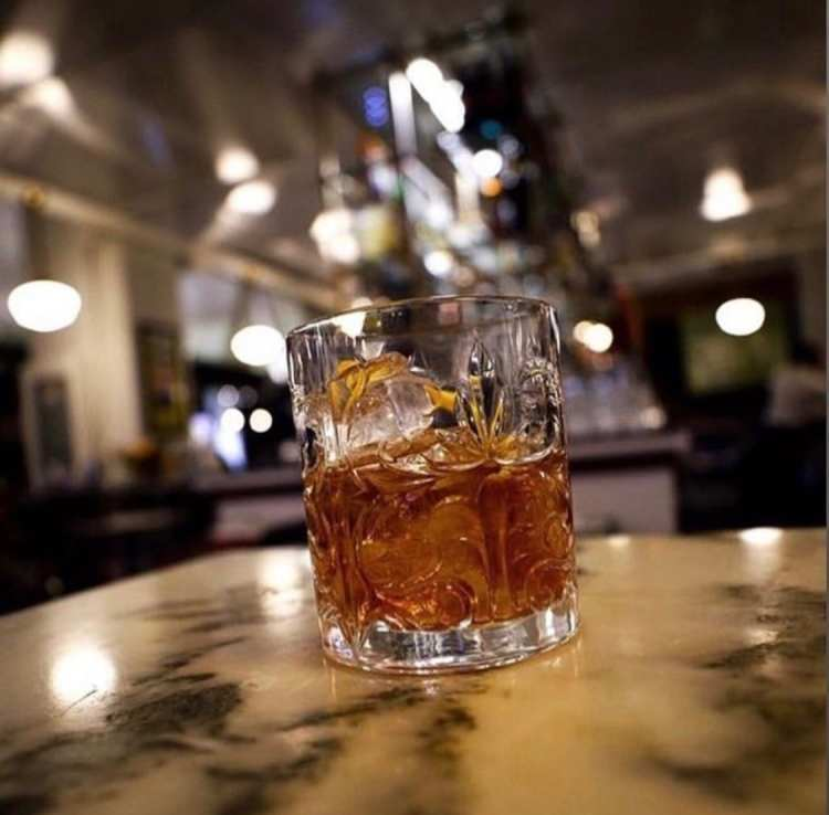 Birmingham, The Louis, The Louis Bham, drinks, curbside drinks