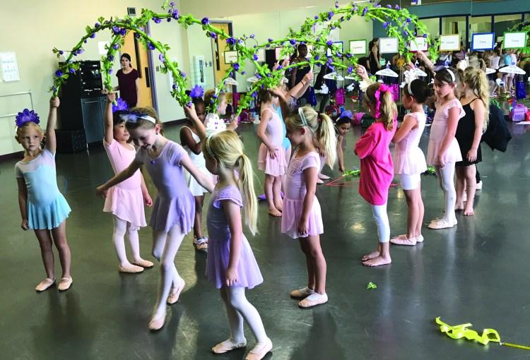 Birmingham, The Dance Foundation, summer camp, dance camp