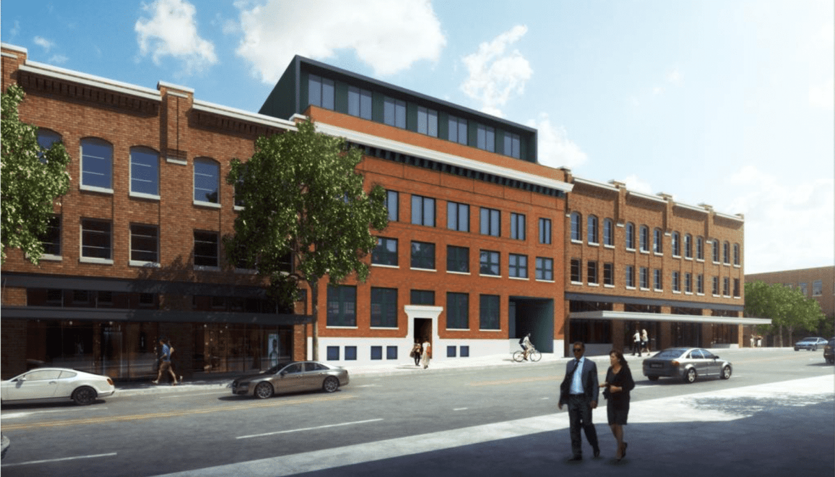 New mixed-use project in the works at historic building in downtown Birmingham