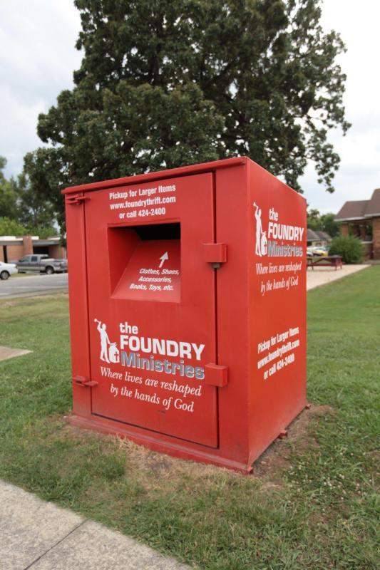 Birmingham, The Foundry, donations
