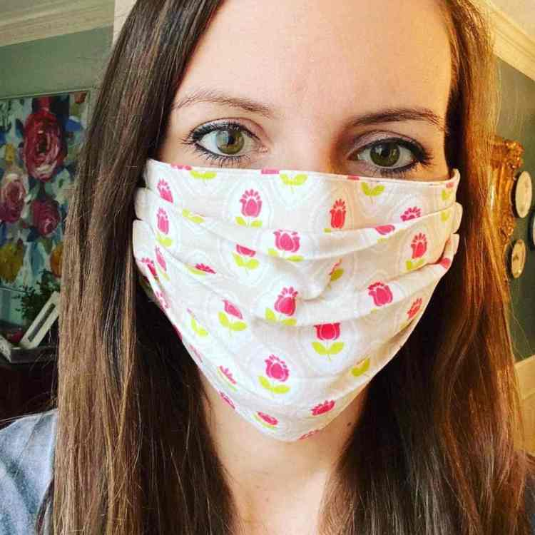 Birmingham, face masks