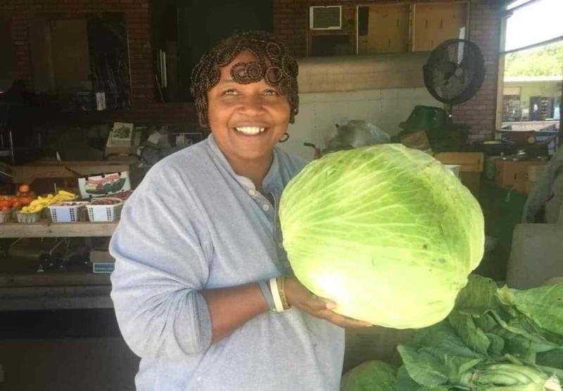 Birmingham, Alabama Farmer's Market