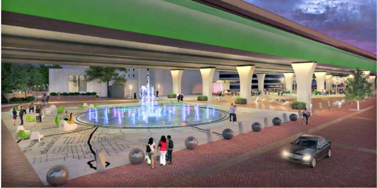 I-59/20 Bridge rendering