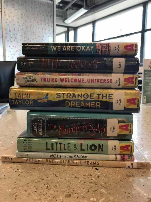 Birmingham, Vestavia Hills Public Library, curbside pickup, books, reading