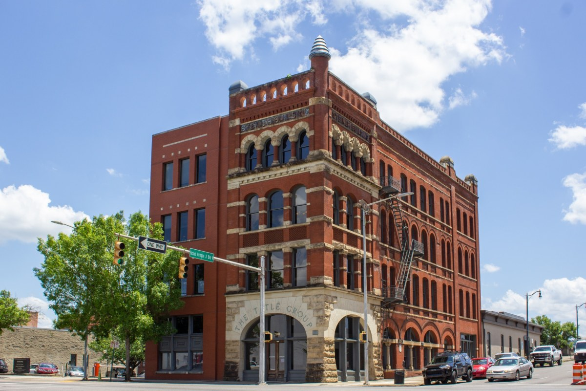 Behind the scenes look at the Steiner Building, one of Birmingham's oldest structures