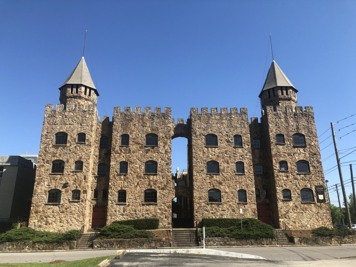 What do you know about Birmingham's Quinlan Castle? Its history might surprise you.