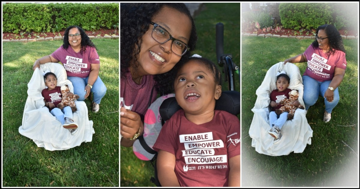 Celebrate United Ability Day with Leah and her family on July 17