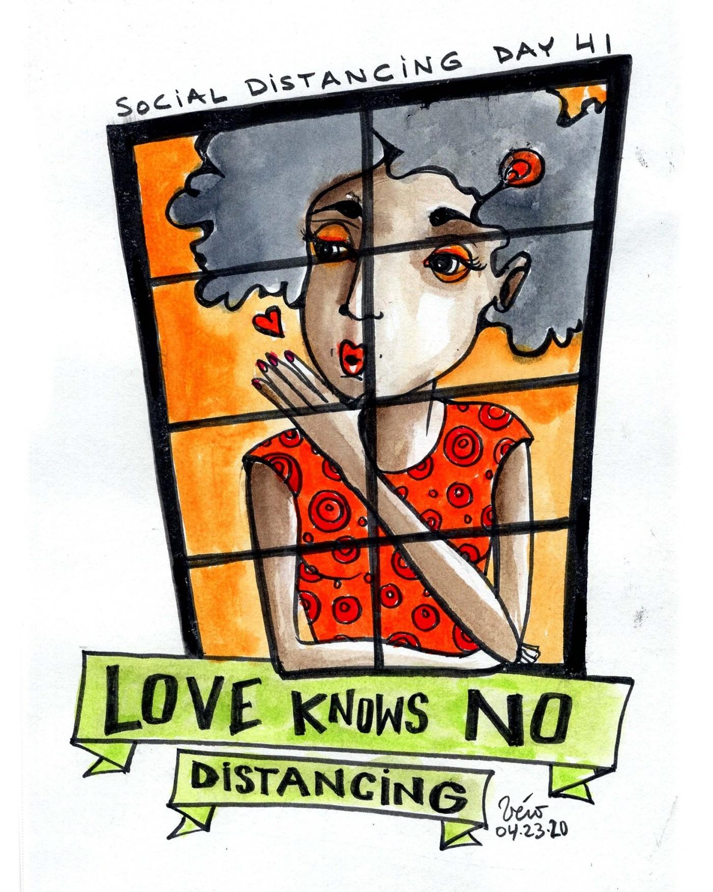 Love Knows No Distancing