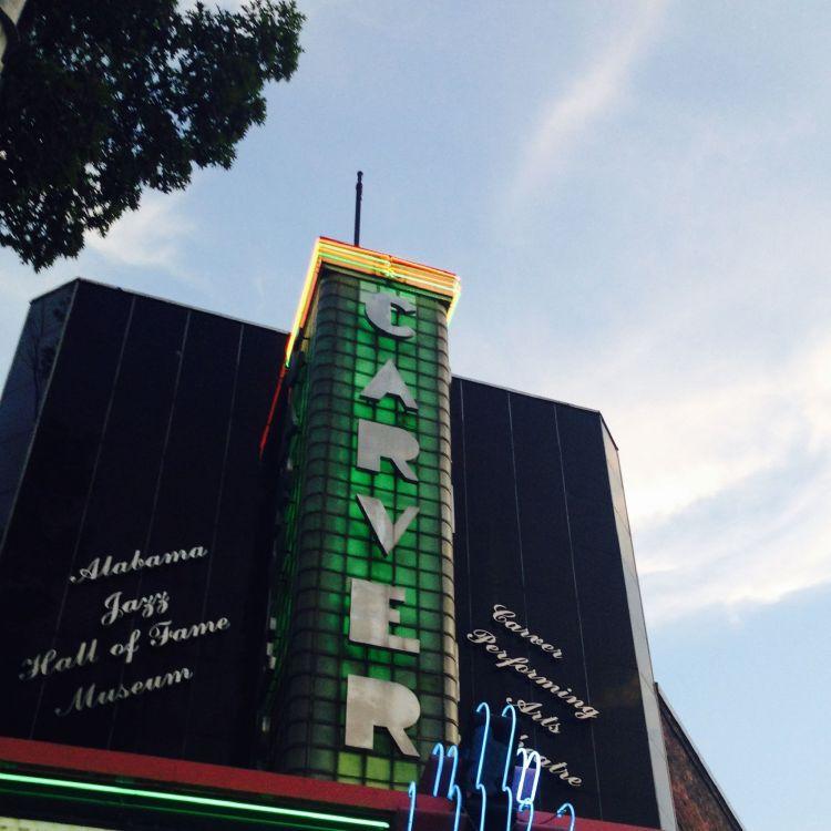 Birmingham, The Carver Theatre, black history