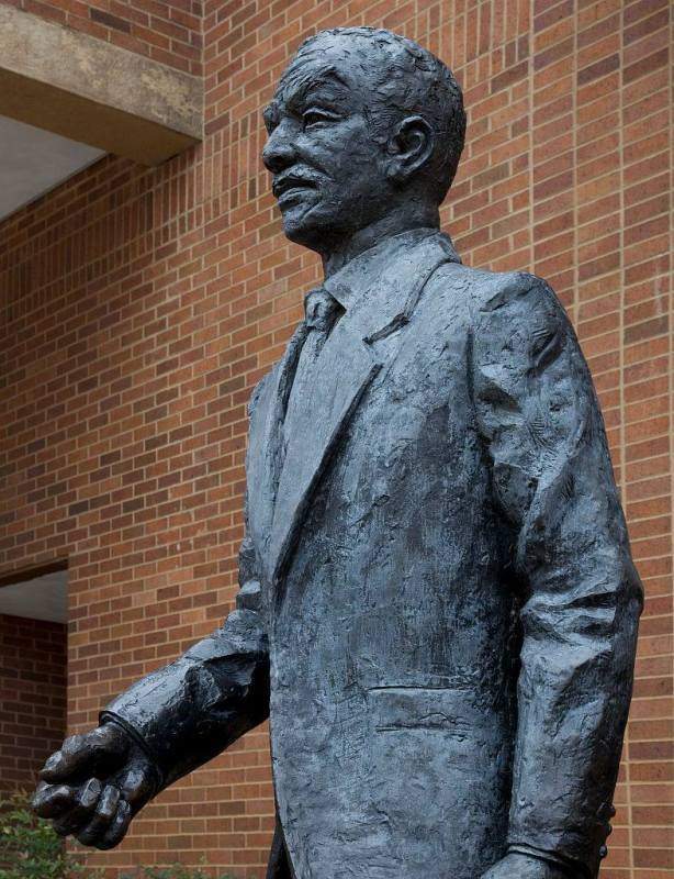 Birmingham, Birmingham Civil Rights National Monument, black history