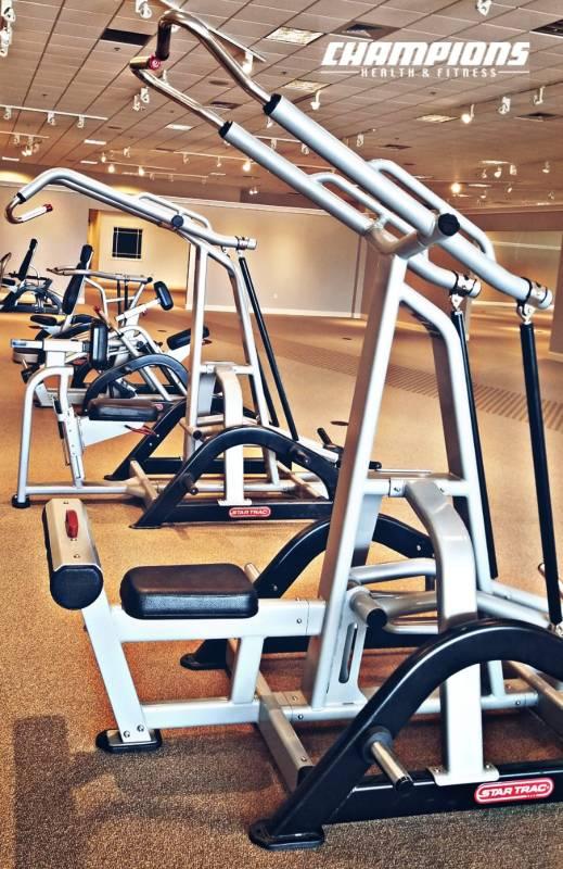 Birmingham, Trussville, Champions Fitness