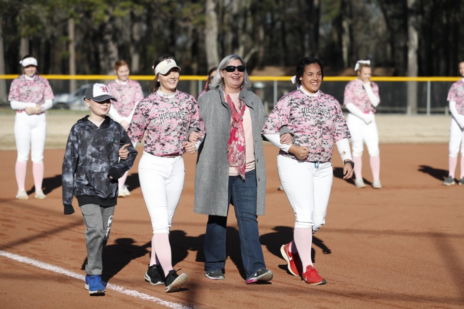 More than competition.  Girls' high school sports in Alabama build character.