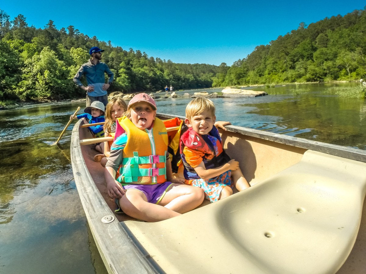 4 ways to learn about our rivers and lakes, including Coosa Riverkeeper Swim Guide