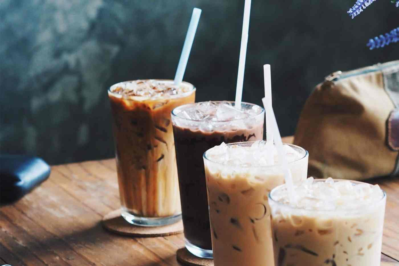 Birmingham, Bullet Coffee, iced coffee